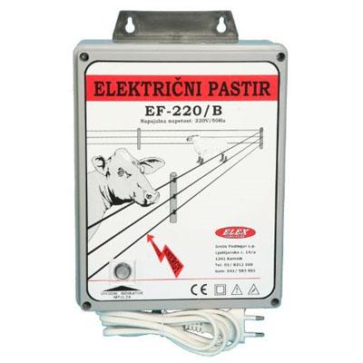 Električni pastir EF-220/B – moč 7J