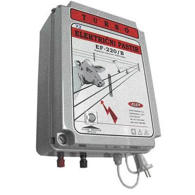 Električni pastir EF-220/B TURBO-S – moč 20J